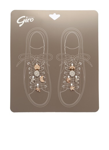 Divarese Ayakkabı Aksesuarları Altın